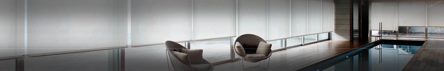 Naturales estores enrollables for Precios cortinas bandalux